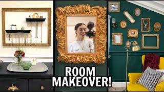 EXTREME Master Bedroom Makeover! | Vlogmas Day 11