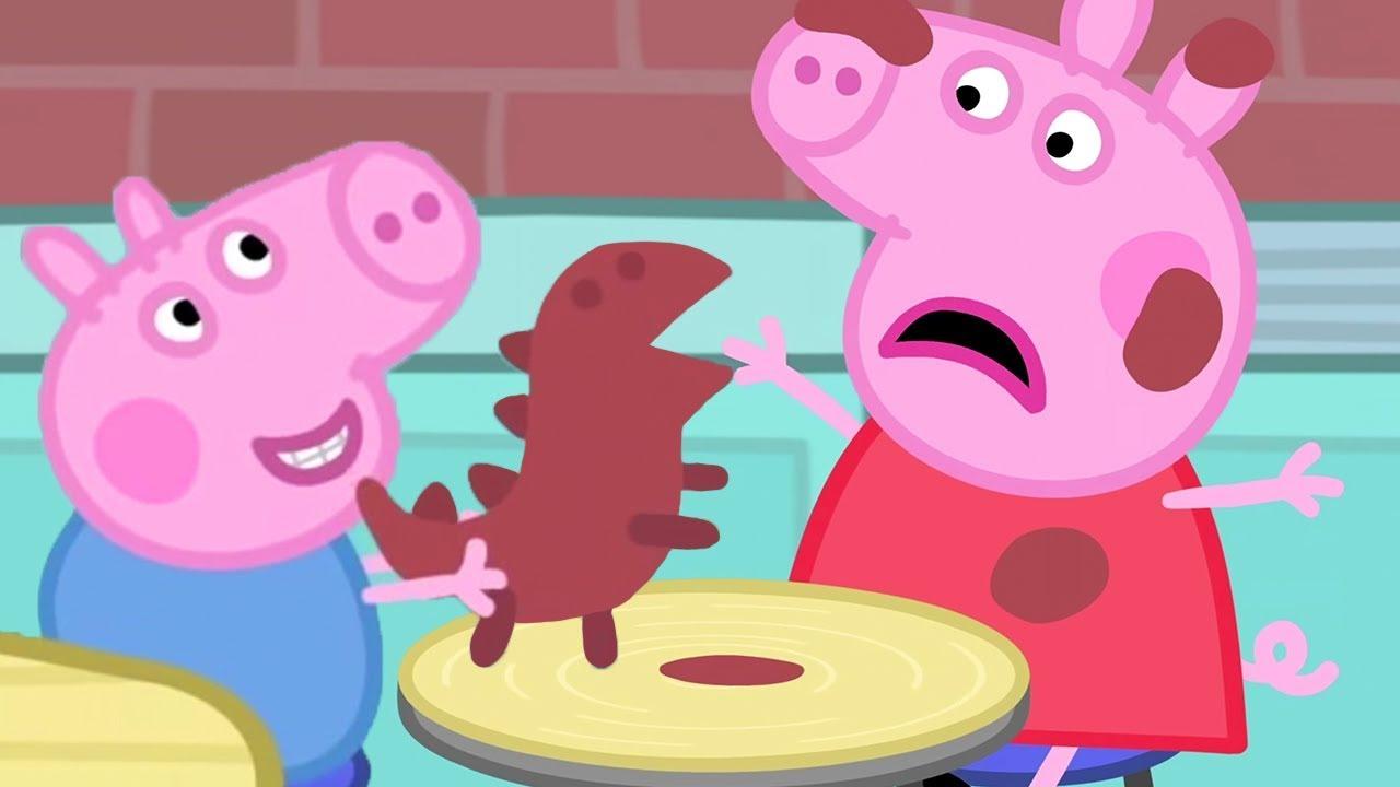 cartoons pig peppa children episodes episode pottery