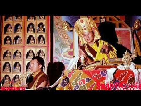 Tibetan latest song for H.H 17th Karmapa... singer Lama Thapkay from JCM