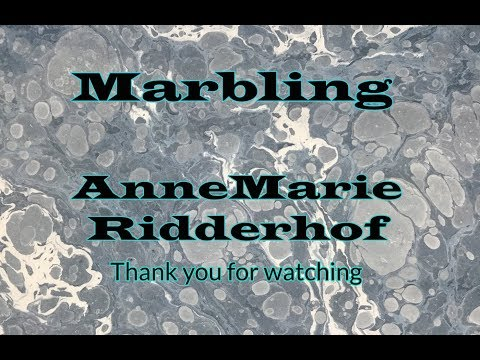 ( 506 ) Marbling explaining double dip