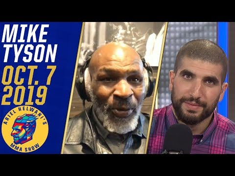 Mike Tyson offers advice to Conor McGregor, looks back at time in WWE | Ariel Helwani's MMA Show