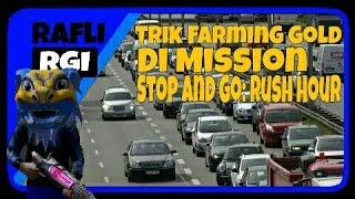 Trik Farming Gold di Gangstar Vegas || Mission Stop and Go: Rush Hour