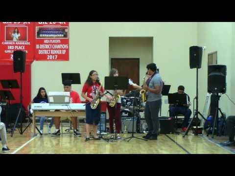 Bob Hope School Spring Concert