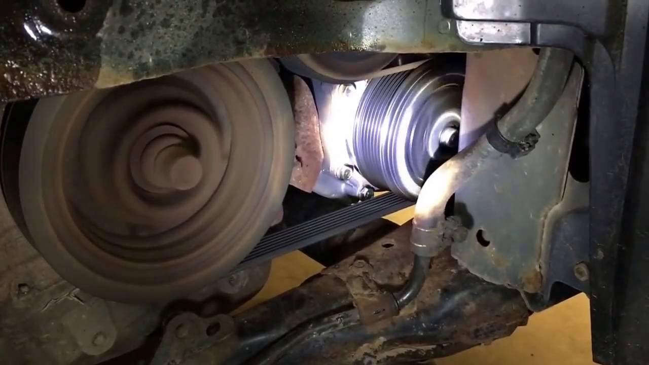 Inop AC System check 20072011 Honda CRV  YouTube