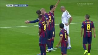 Real Madryt - Barcelona 3:1 (La Liga) cały mecz (polski komentarz)