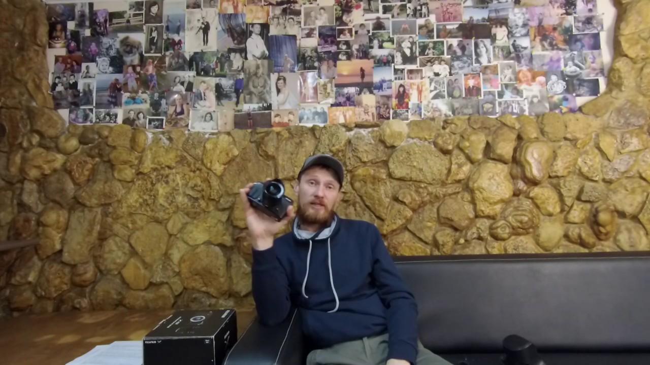 Fujifilm X-e2 личное впечатление