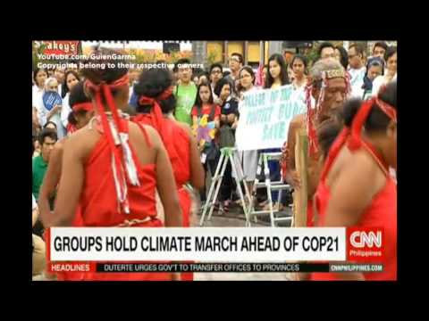 CNN Philippines Network News Weekend   November 29, 2015