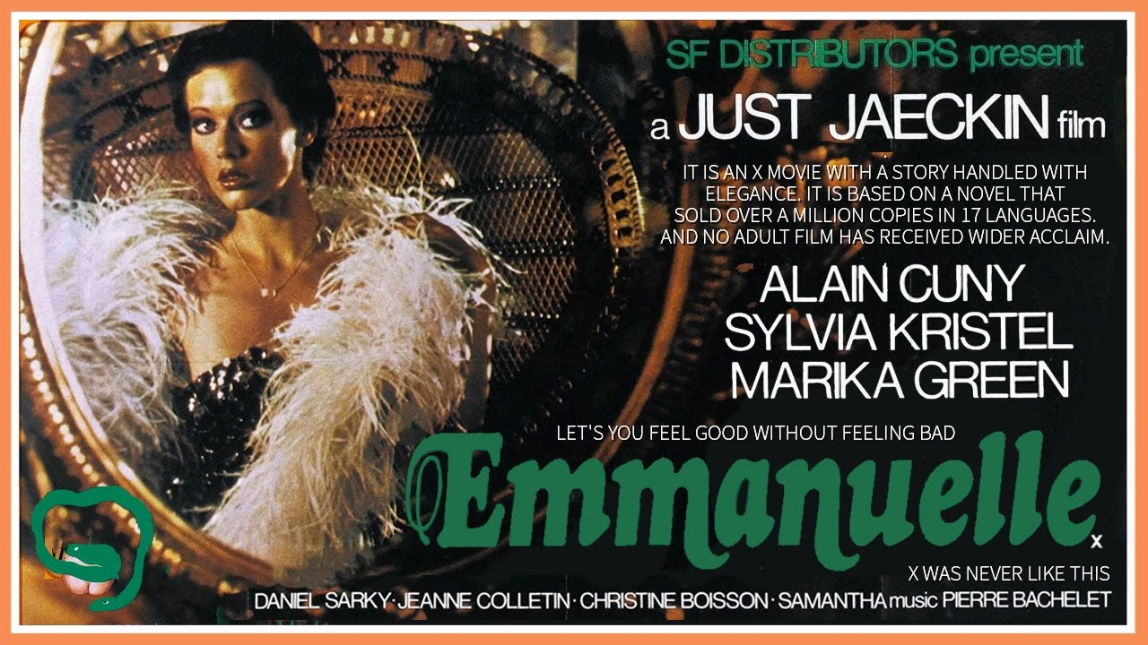Emmanuelle (1974) French Trailer - Color / 0:56 mins - YouTube