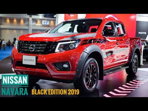 Nissan Navara Black Edition 2019 Nhận Đặt Cọc Từ Hôm Nay   Hoan Nissan