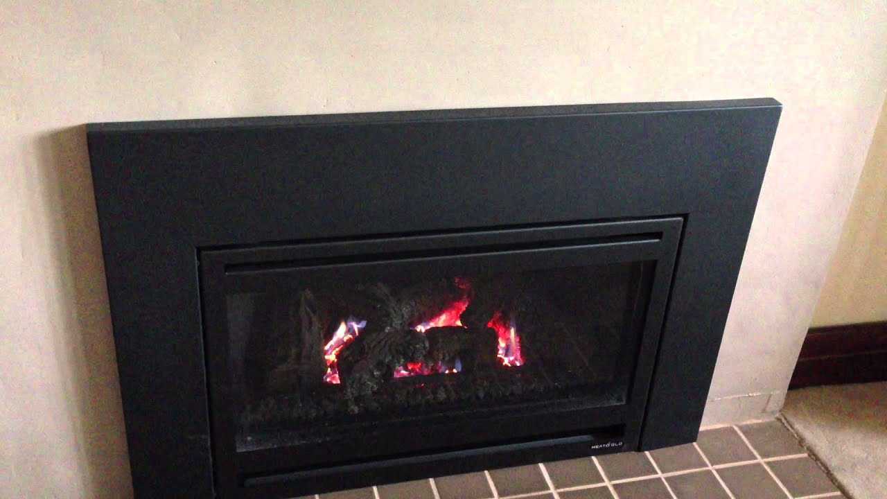 Heat and Glow fireplace noise - YouTube