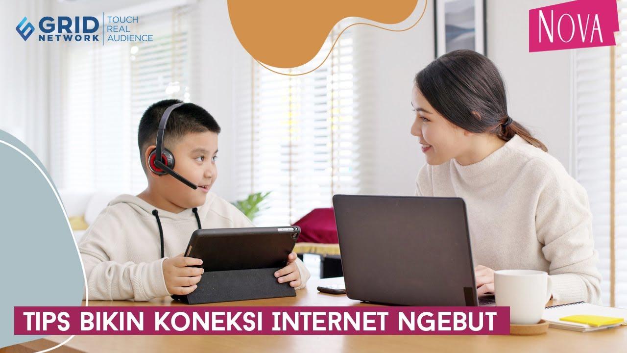 Tips Bikin Koneksi Internet Ngebut