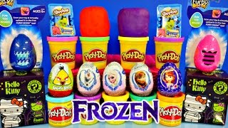 shopkins surprise play doh eggs furby boom frozen angry birds sofia hello kitty lps toys