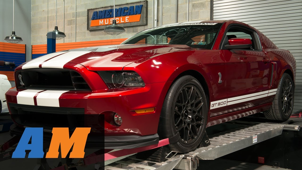 2013-2014 Shelby GT500- Bolt-On Build-Ups: Stage 2 - YouTube