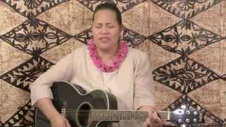 Tongan Gospel Singer...OH PLEASE LET ME WALK WITH YOU, JESUS!...Tangikina Pahulu Uhila