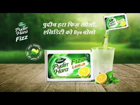 Dabur Pudin Hara Lemon Fizz from YouTube · Duration:  37 seconds