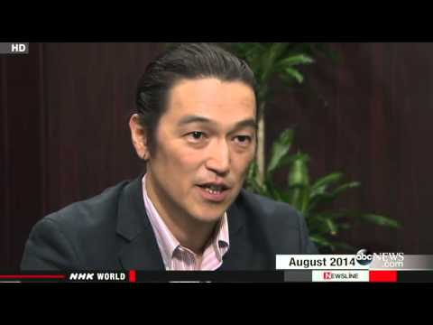 Kenji Goto's Friend Fears for Life of Japanese ISIS Hostage1:12