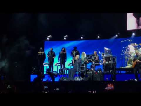 Phil Collins - Another Day in Paradise (Allianz Parque, 24/02/18)