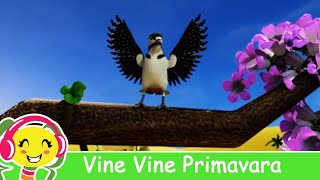 Vine Vine Primavara - Cantece pentru copii