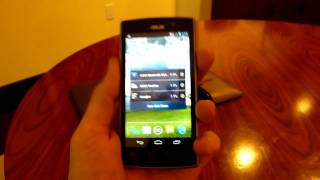 ASUS PadFone Hands-on video