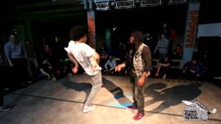 Bboy Machine VS Tancerze Hiphop