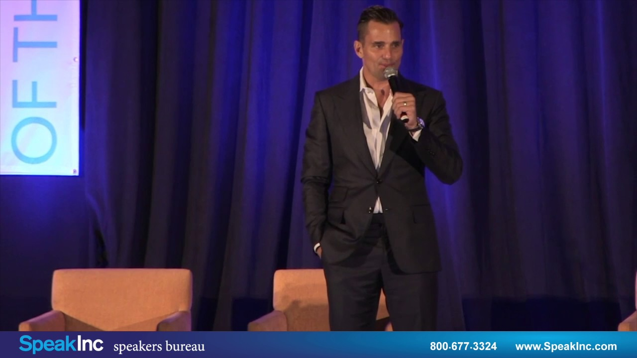 Bill rancic motivational speaker