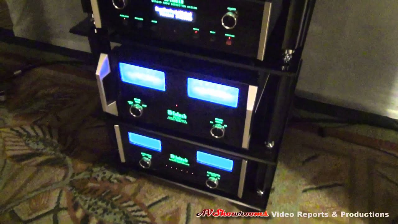 McIntosh Labs 350000 system THE Show Newport Beach 2012  YouTube