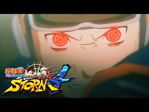 OBITO IS THE REAL HOMIE | Naruto Shippuden Ultimate Ninja Storm 4 #3