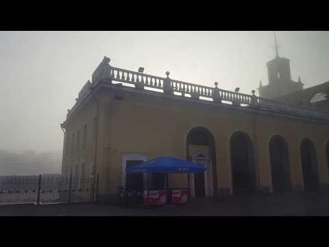 Станция Ярославль-Главный. Прибытие и отправление.