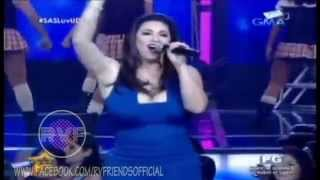 Regine Velasquez - Stay The Night , No Matter What Happens & Anak [Sunday All Stars 21 June 2015]