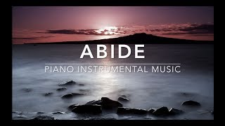ABIDE - 3 Hour Peaceful Music | Deep Prayer Music | Christian Meditation Music | Relaxation Music