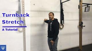 Turnback Stretch | A Tutorial