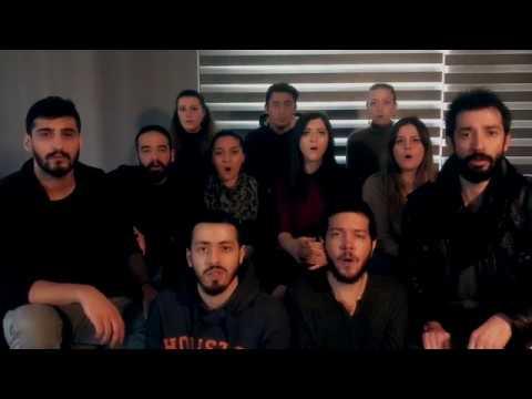 Çanakkale Türküsü - SesVerSus (A Capella)