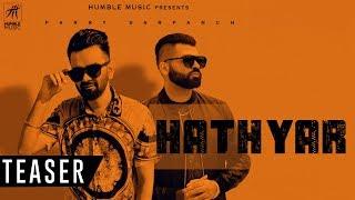 Teaser | Hathyar | Parry Sarpanch | Harj Nagra | Releasing On 16th Jan | Humble Music
