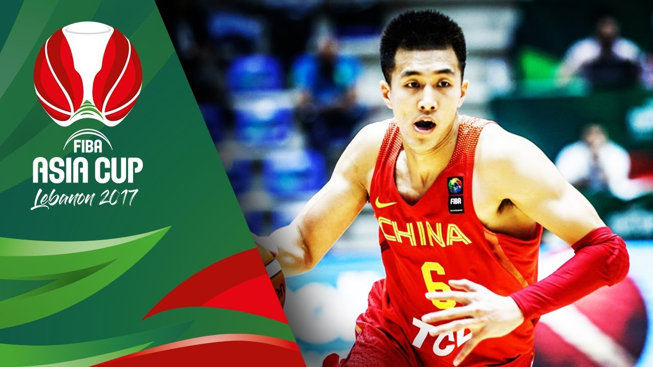 Top 10 Crossovers of the FIBA Asia Cup 2017