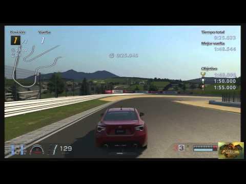 Licencia Super S S 1 y Trucos Gran Turismo 6