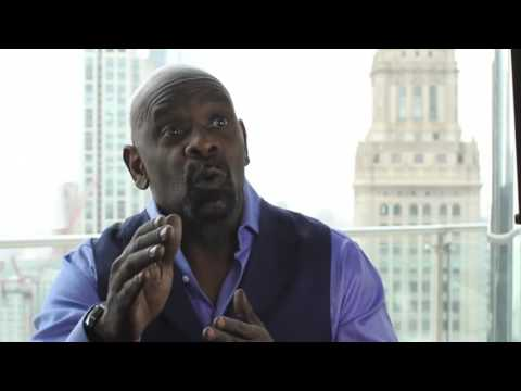 Chris Gardners Rags to Riches Inspirational and Motivational Speaker