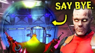 I Glitched In NEW Deadpool DOOMSDAY Bunker.. (Fortnite)