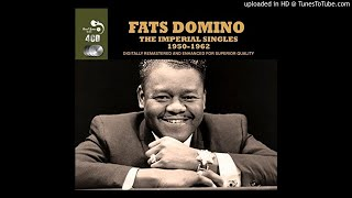Watch Fats Domino My Heart Is Bleeding video