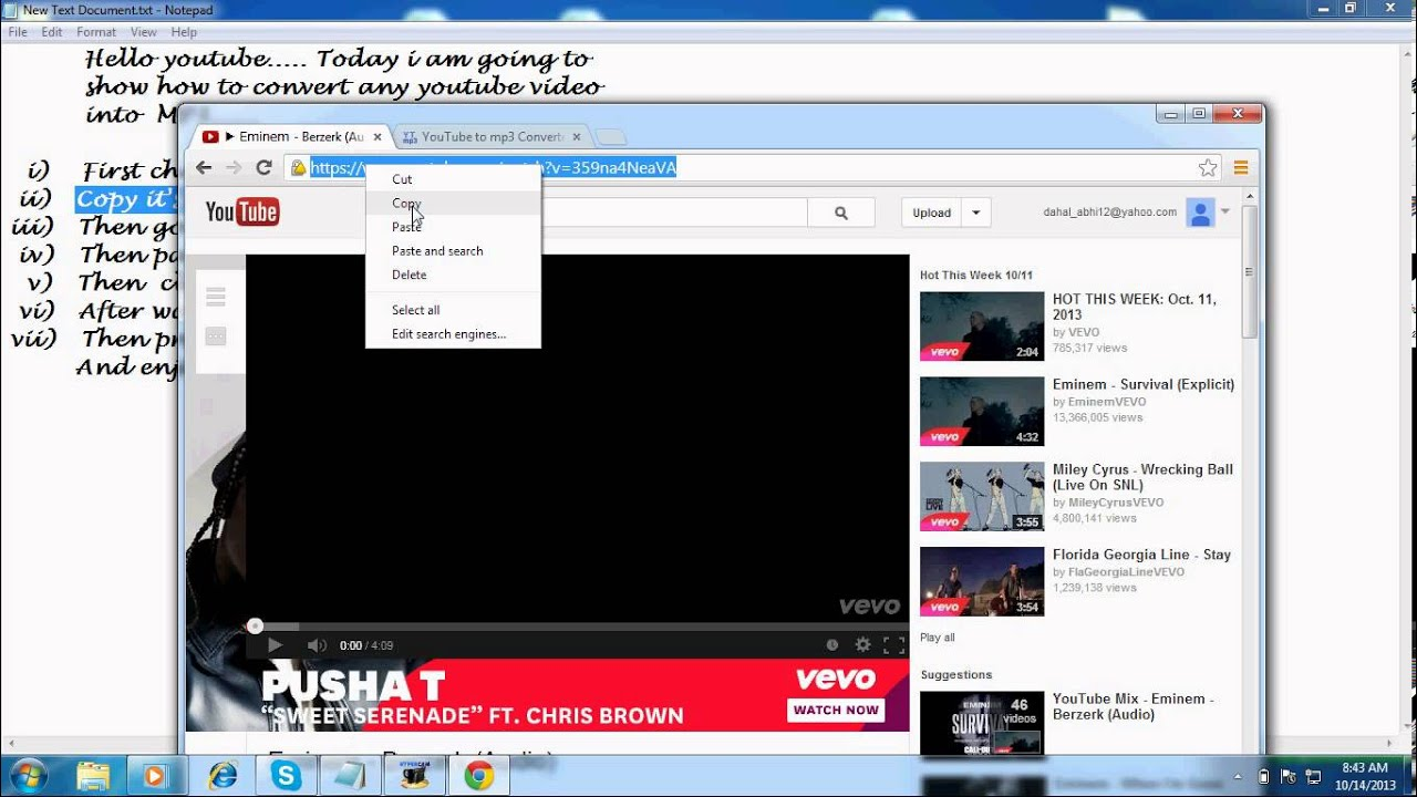 How to convert any youtube video into mp3 and download mp3 music how to convert any youtube video into mp3 and download mp3 music d ccuart Gallery