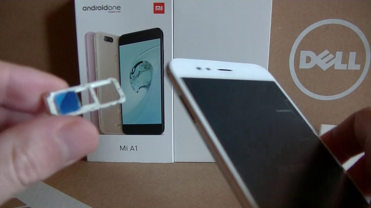 Xiaomi Mi A1 Nanosim Nanosim Microsd Itfroccs Hu