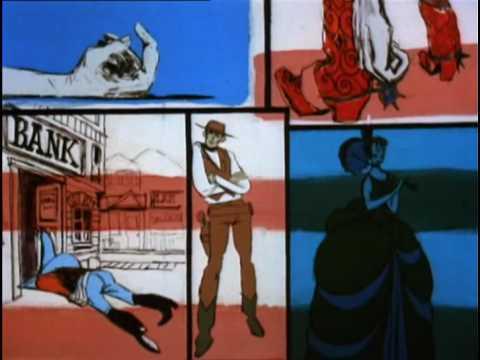Serie TV - Les Mysteres de l'Ouest - Generique