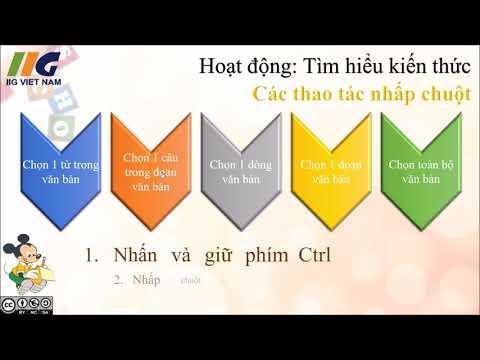 Trường tiểu học Phạm Hồng Thái - Tin học Khối 4 - Rèn luyện kĩ năng đã biết - Tuần 1