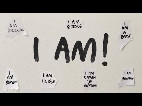 """""""I AM"""" - Fearless Motivation Official Music Video"""