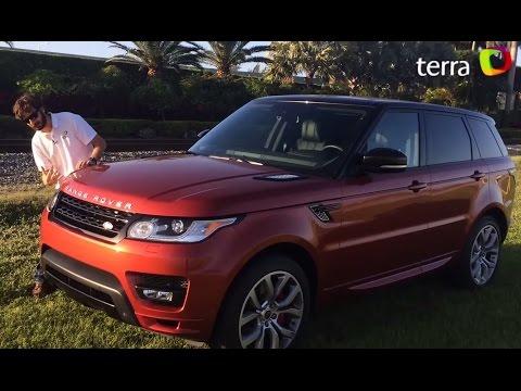 Prueba Land Rover Range Rover Sport 2014 Espaol