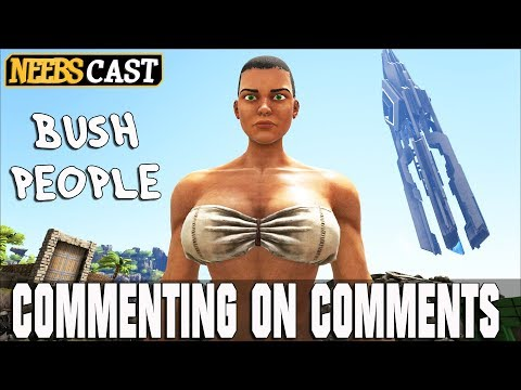 The Bush People Mod - Commenting on Comments