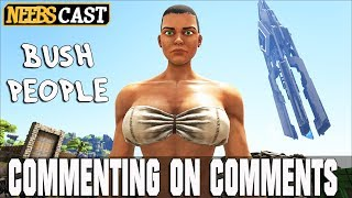 Should we use the Bush People Mod? - Commenting on Comments