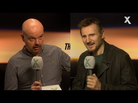 Listener Claire apologises to Liam Neeson for a drunken outburst.