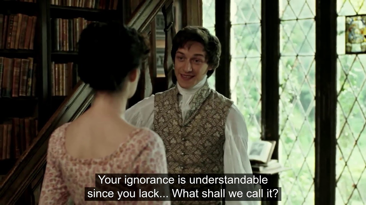 Learn English with Movies - Becoming Jane
