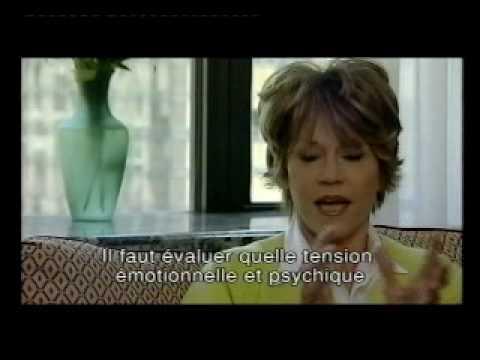Jane Fonda about acting