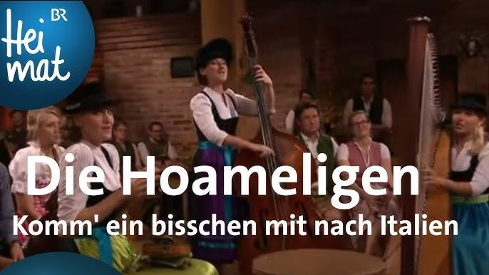 Sudsaitn Feierabend Dreiviertler Wirtshausmusikanten Br Heimat Youtube